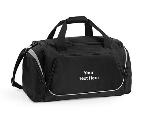 Personalised Pro Team Sports Holdall Bag